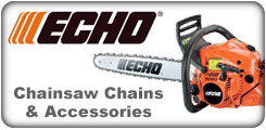Echo Chainsaw Chain and Accessory Guide