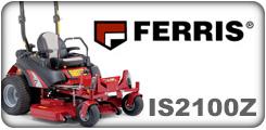 IS 2100Z Zero Turn Mower Parts