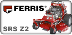 SRSZ2 Stand On Mower Parts