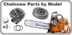 Husqvarna Chainsaw Parts by Model
