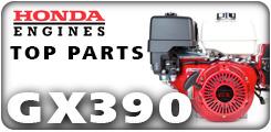 Honda GX390, 13 HP