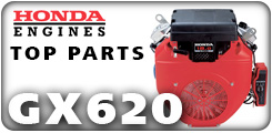 Lawnpartspro manufacturers archives lawnpartspro honda gx620 fandeluxe Choice Image