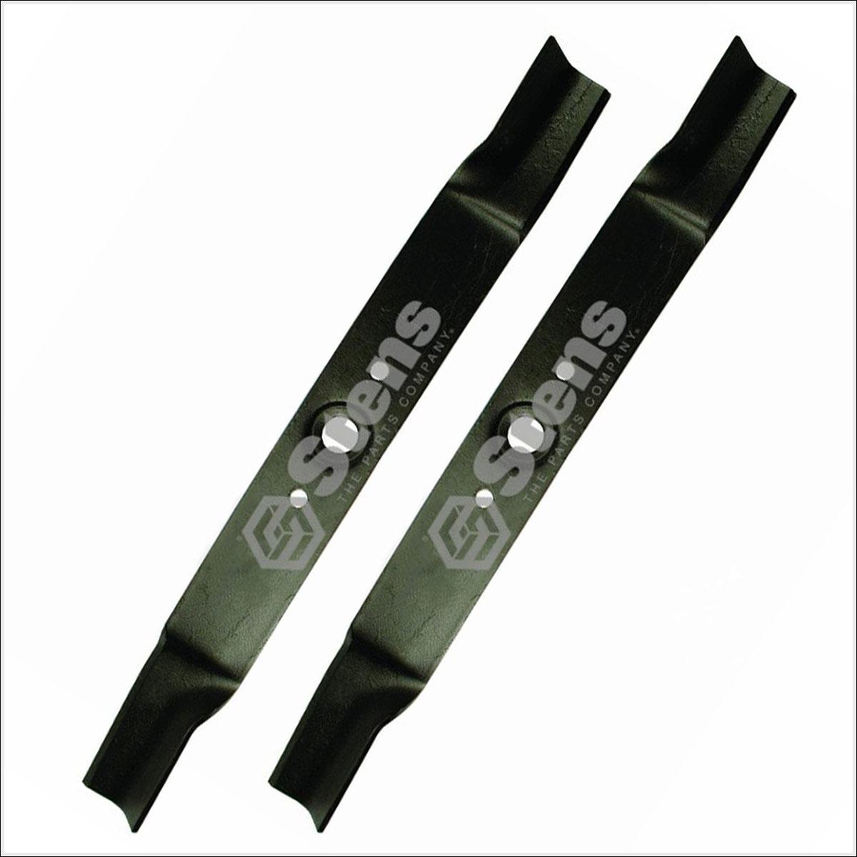 Mower Blades By Size : Set of honda hi lift blades repl va fits