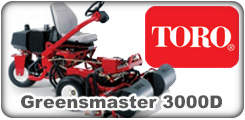 Toro Greensmaster 3000D