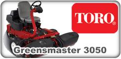 Toro Greensmaster 3050
