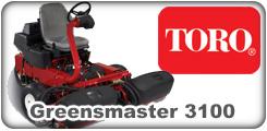 Toro Greensmaster 3100