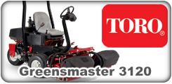 Toro Greensmaster 3120