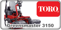 Toro Greensmaster 3150