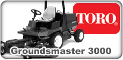 Toro Groundsmaster 3000