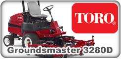 Toro Groundsmaster 3280D