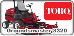 Toro Groundsmaster 3320