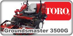 Toro Groundsmaster 3500G