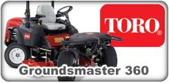 Toro Groundsmaster 360