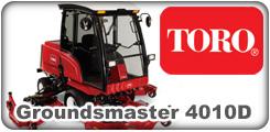 Toro Groundsmaster 4010D