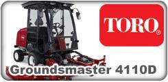 Toro Groundsmaster 4110D