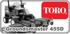 Toro Groundsmaster 455D