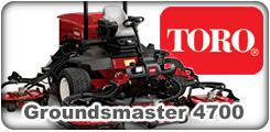 Toro Groundsmaster 4700