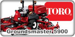 Toro Groundsmaster 5900