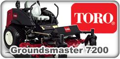 Toro Groundsmaster 7200
