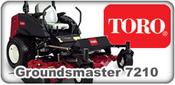 Toro Groundsmaster 7210