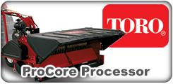 Toro ProCore Processor