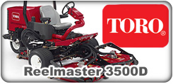 Toro Reelmaster 3500D