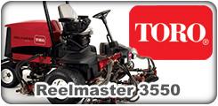 Toro Reelmaster 3550