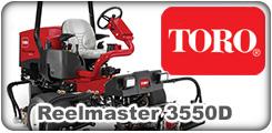Toro Reelmaster 3550D