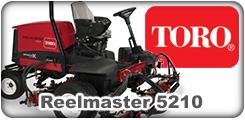 Toro Reelmaster 5210
