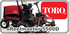 Toro Reelmaster 5500D