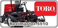 Toro Reelmaster 5510