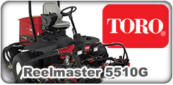 Toro Reelmaster 5510G