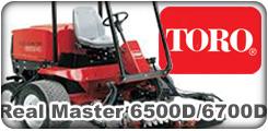 Toro Reelmaster 6500D and 6700D