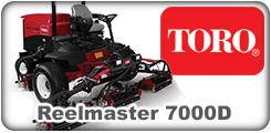 Toro Reelmaster 7000D
