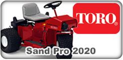 Toro Sand Pro 2020