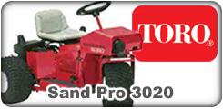 Toro Sand Pro 3020