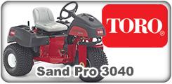 Toro Sand Pro 3040