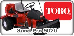 Toro Sand Pro 5020
