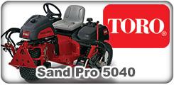 Toro Sand Pro 5040