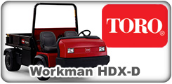 Toro Workman HDX-D