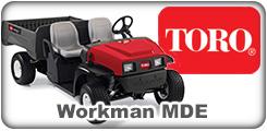 Toro Workman MDE