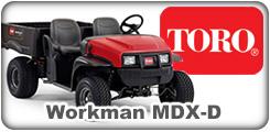 Toro Workman MDX-D