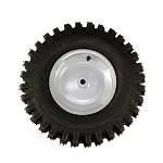 500343-S Billy Goat Wheel & Tire 16in. XTRAC LH