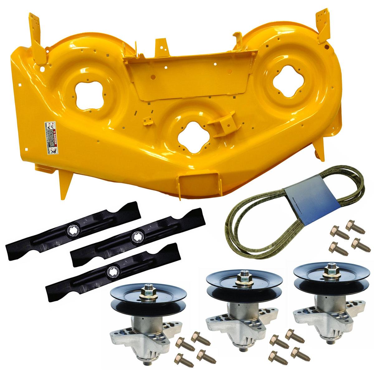 Rzt 50 Inch Yellow Deck Kit 903 04328c 0716