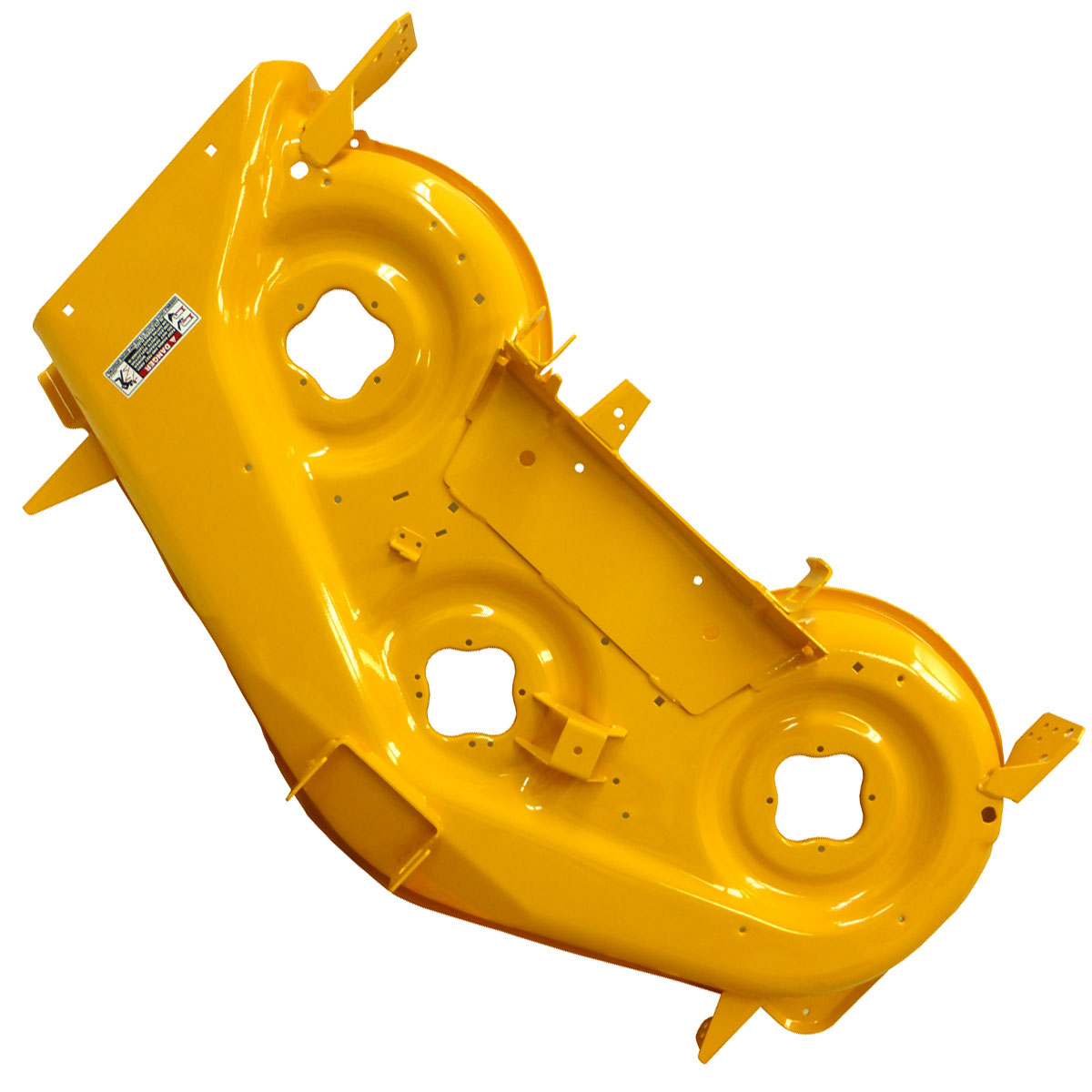 Cub Cadet Rzt 50 Inch Yellow Deck Shell 903 04328c 0716