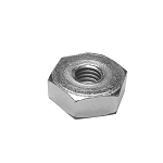 Chainsaw Bar Nut For Stihl 0000-955-0801, 00009550801 - Aftermarket
