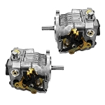Repl Pump 10cc (Right & Left) Kit for Hustler 926253 Lawn Mower & Other / PG-1KCC-DY1X-XXXX PG-1HCC-DY1X-XXXX