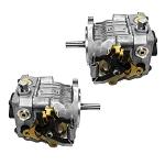 Repl Pump 10cc (Right & Left) Kit for Hustler 926253 Lawn Mower & Other / PG-1KCC-DY1X-XXXX PG-1HCC-DY1X-XXXX