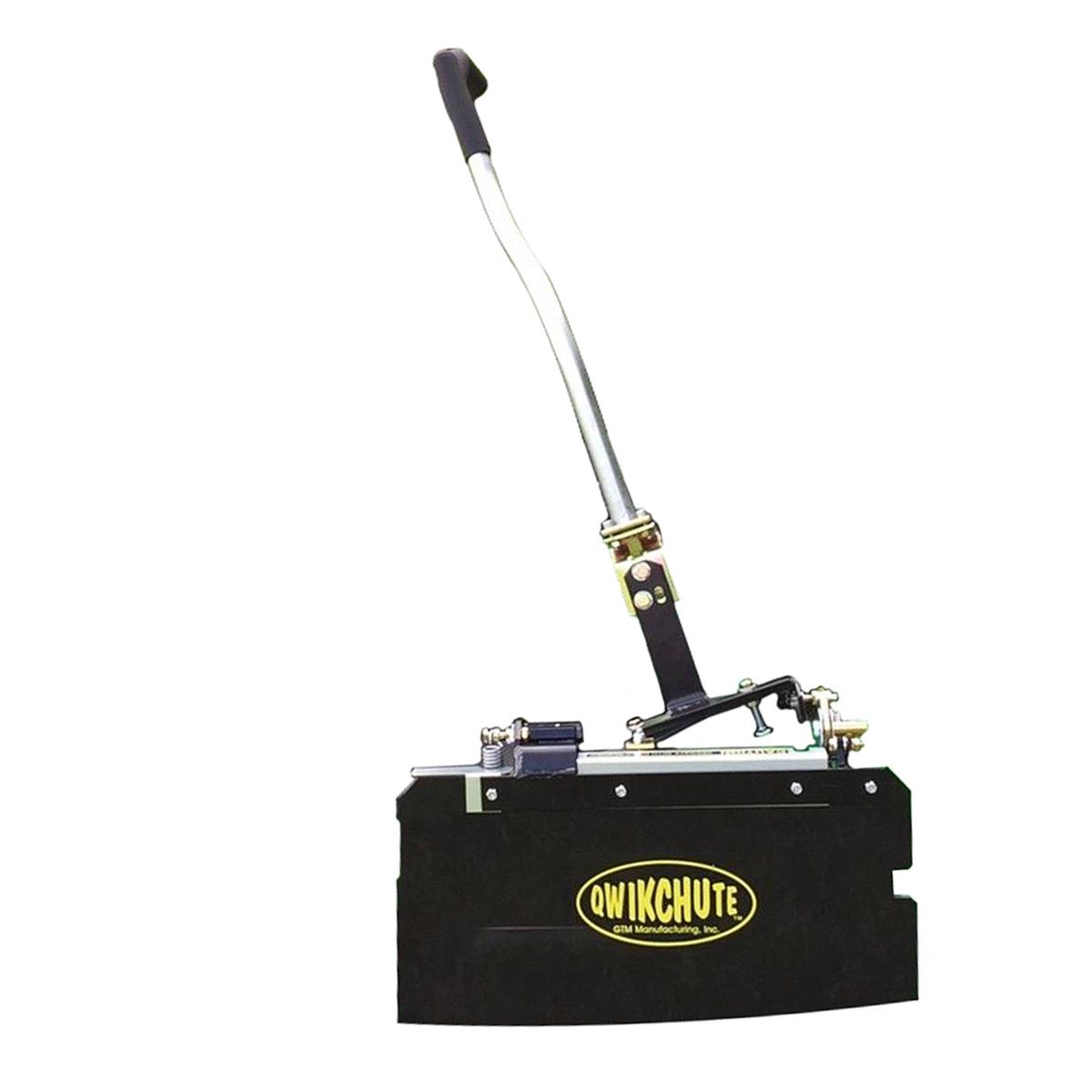 Qwikchute Chute Blocker    Deflector For Kubota Z700 Lawn Mower Series W 54 U00f6 Decks    Nqd