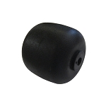 72490003 Wright Manufacturing Wheel, Plastic, Solid
